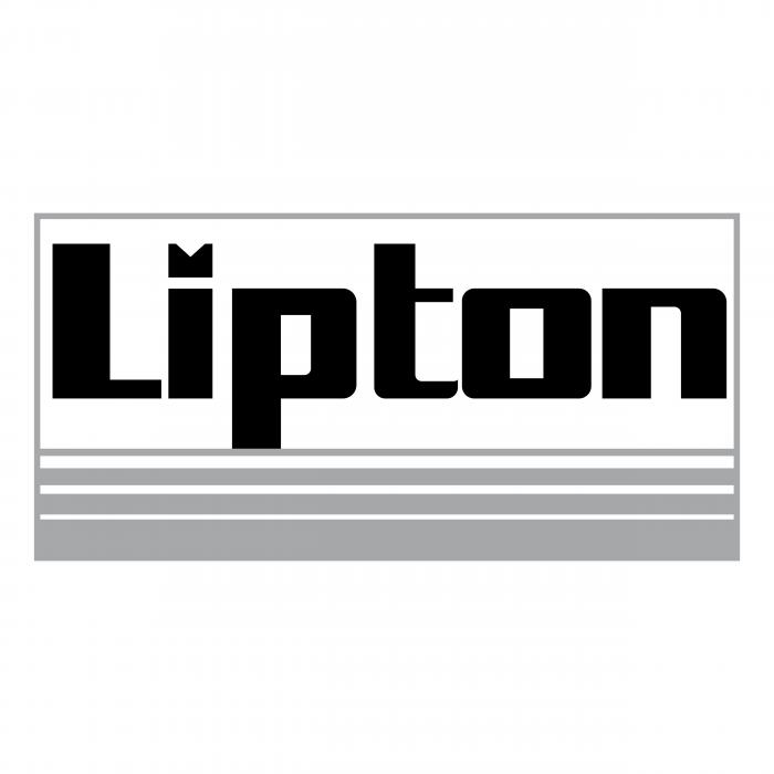 Lipton logo black