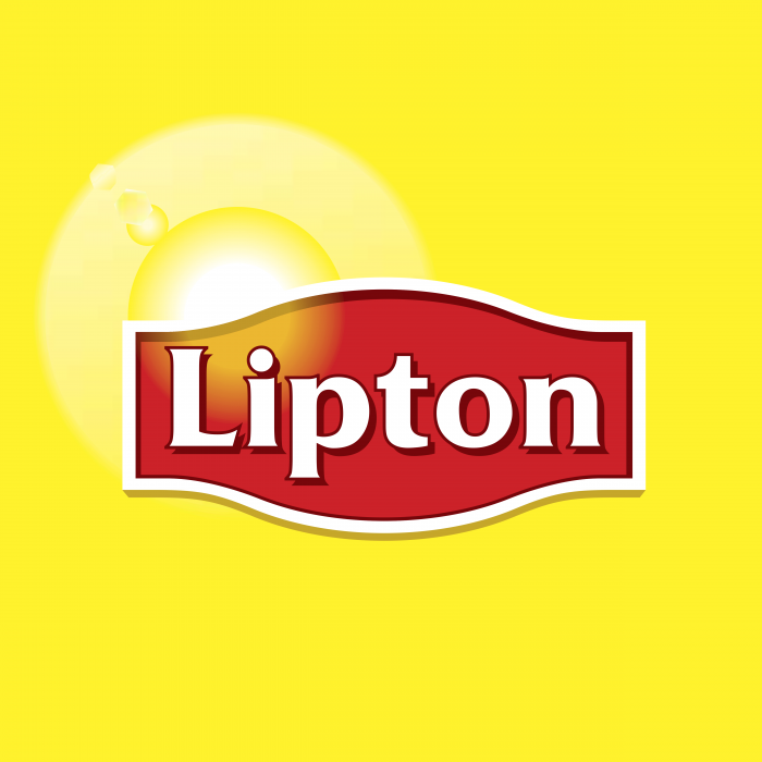 Lipton logo cube