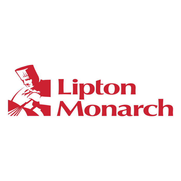 Lipton logo monarch