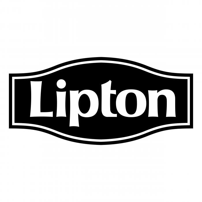 Lipton logo white