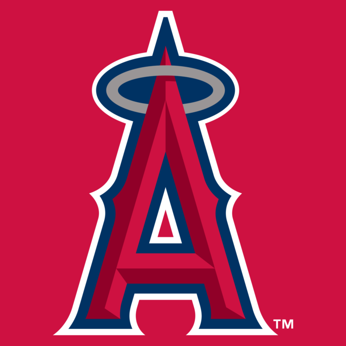 Los Angeles Angels of Anaheim Insignia, logo