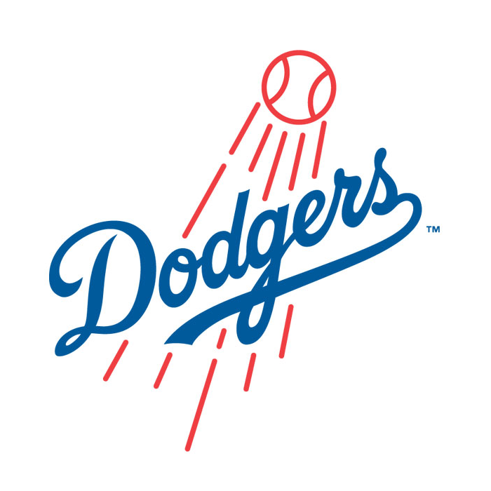 Los Angeles Dodgers logo, logotype