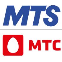MTS / МТС logo