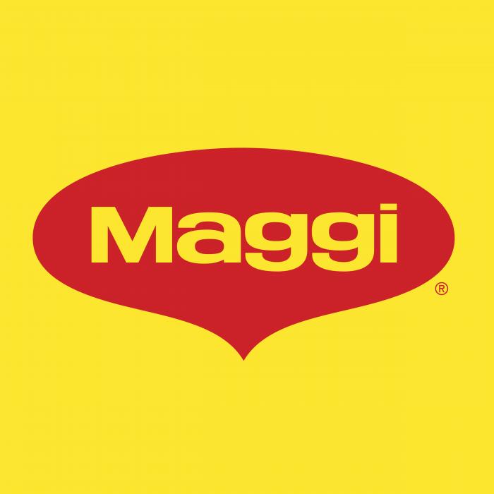 Maggi logo cube