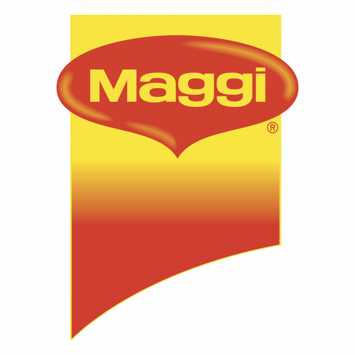 Maggi logo gradient