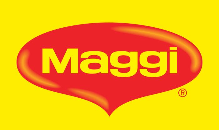 Maggi logo, logotype