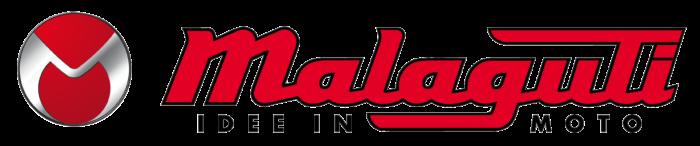 Malaguti logo, logotype