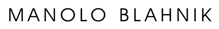 Manolo Blahnik logo, wordmark