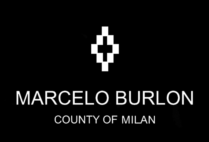 Marcelo Burlon logo, logotype, emblem
