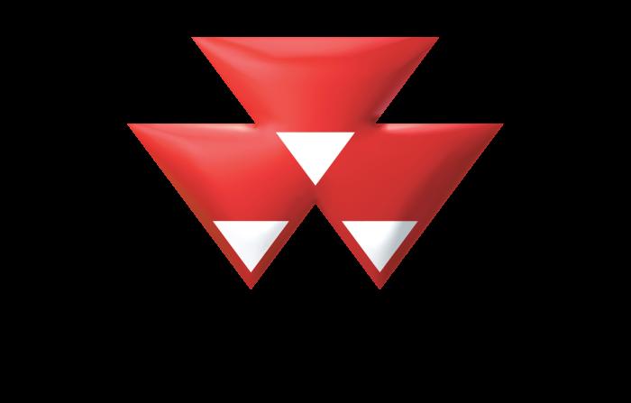 Massey Ferguson logo, logotype, emblem