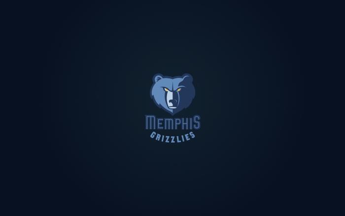 Memphis Grizzlies wallpaper, logo, widescreen, 1920x1200, 16x10
