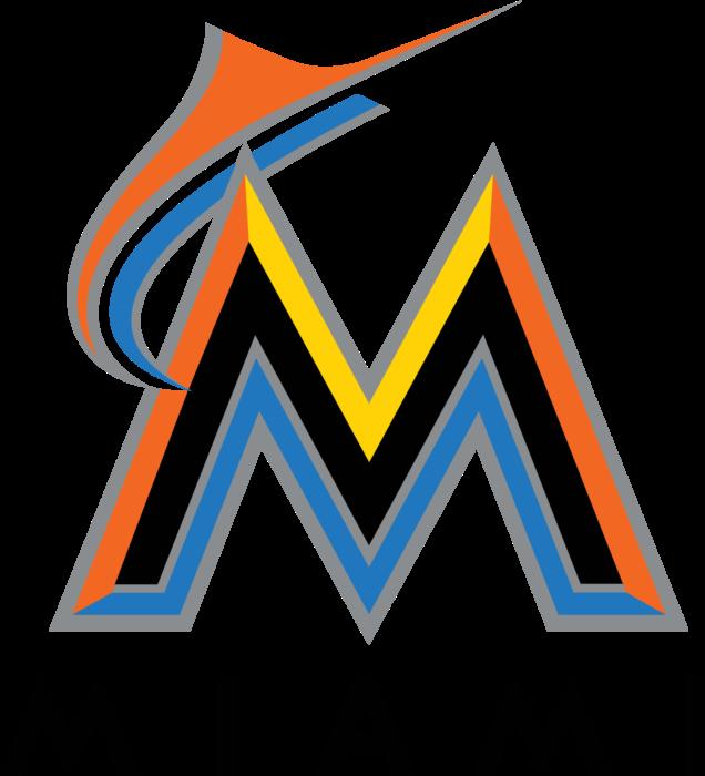 Miami Marlins logo, logotype, emblem