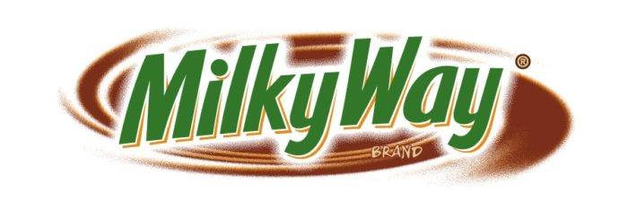 Milky Way logo, logotype