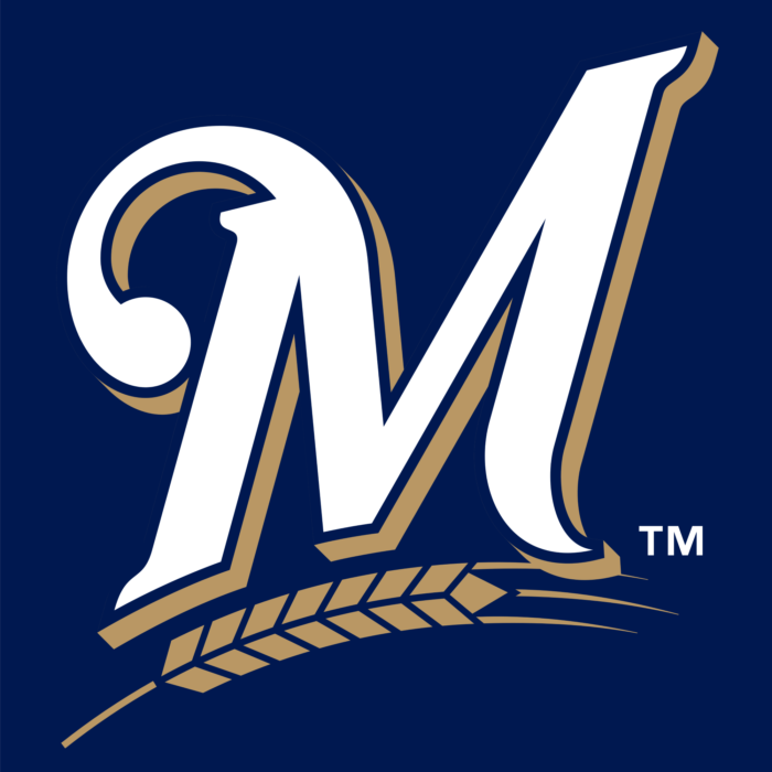 Milwaukee Brewers cap logo