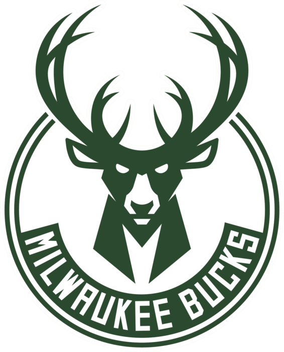 Milwaukee Bucks logo, emblem 2