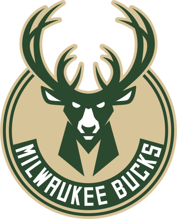 Milwaukee Bucks logo, logotype, symbol