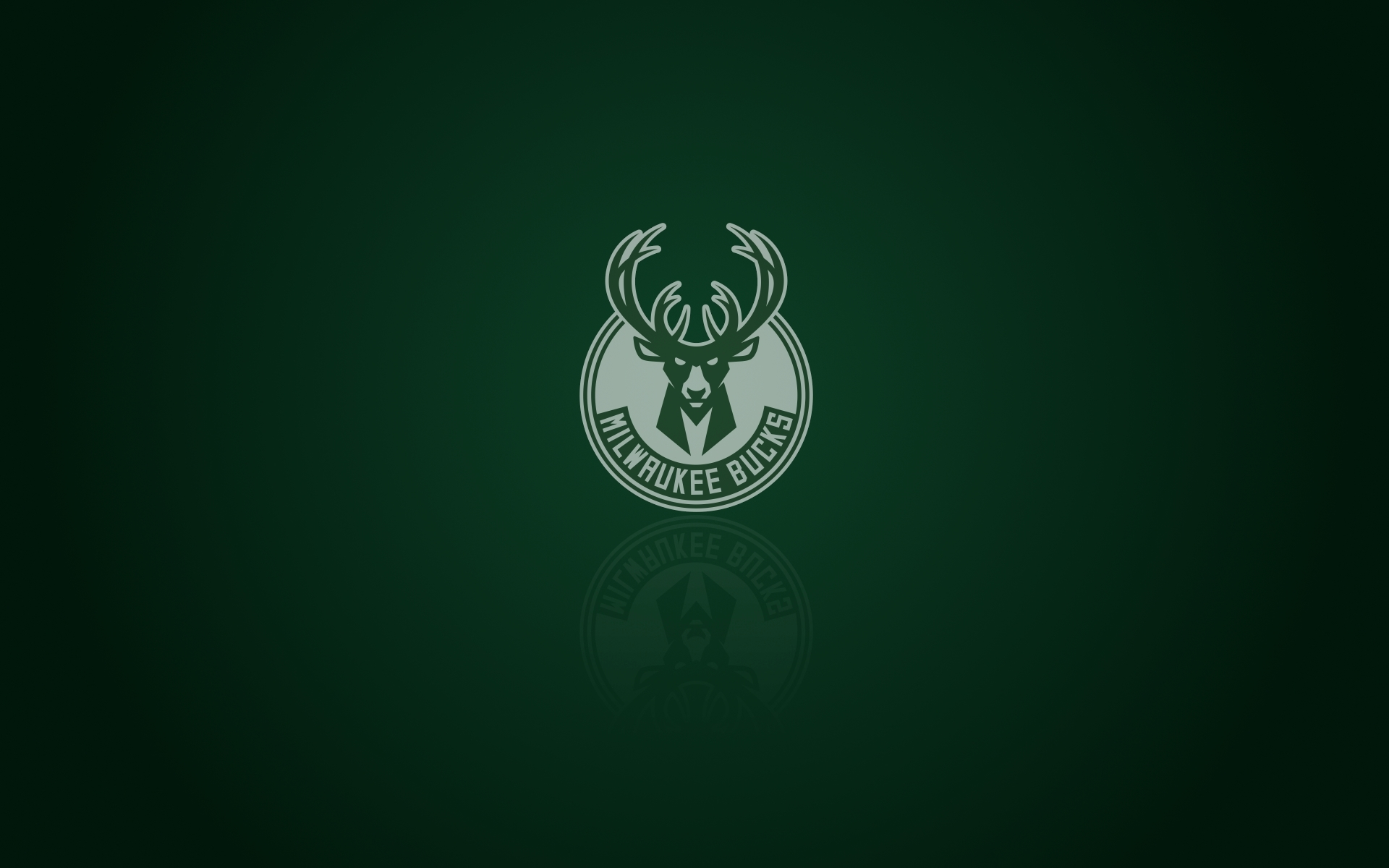 Milwaukee Bucks Wallpaper With Logo