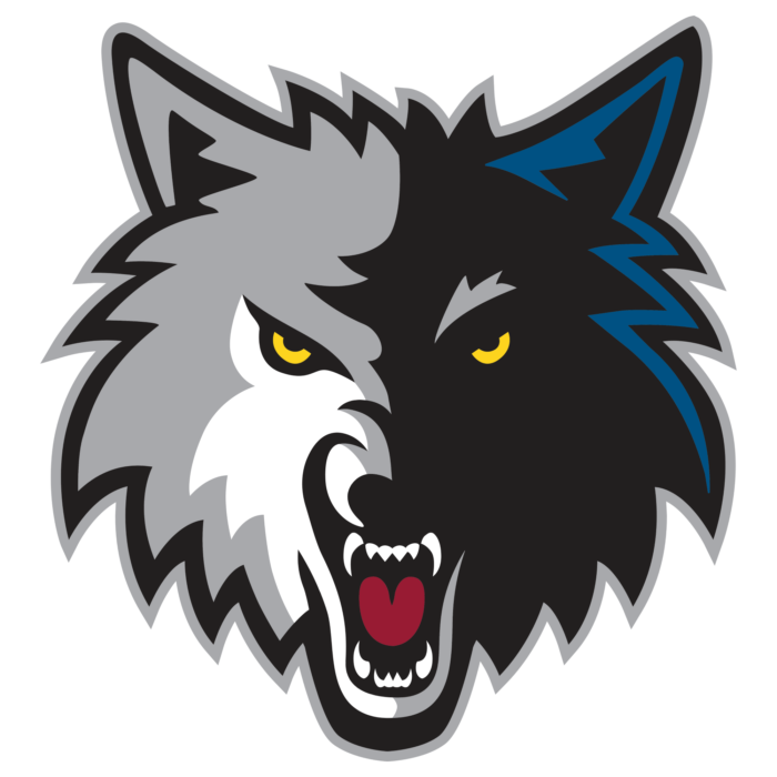 Minnesota Timberwolves logo, logotype (alternate 2)