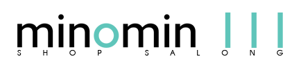 Minomin logo, logotype