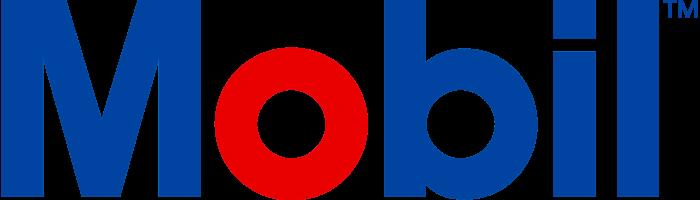 Mobil Oil logo, logotype