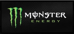 Monster Energy logotype