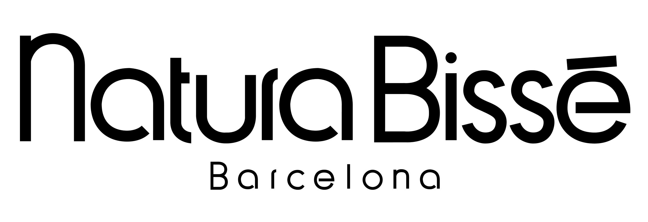 Natura Bisse logo, logotype
