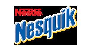 Nesquik logo, transparent