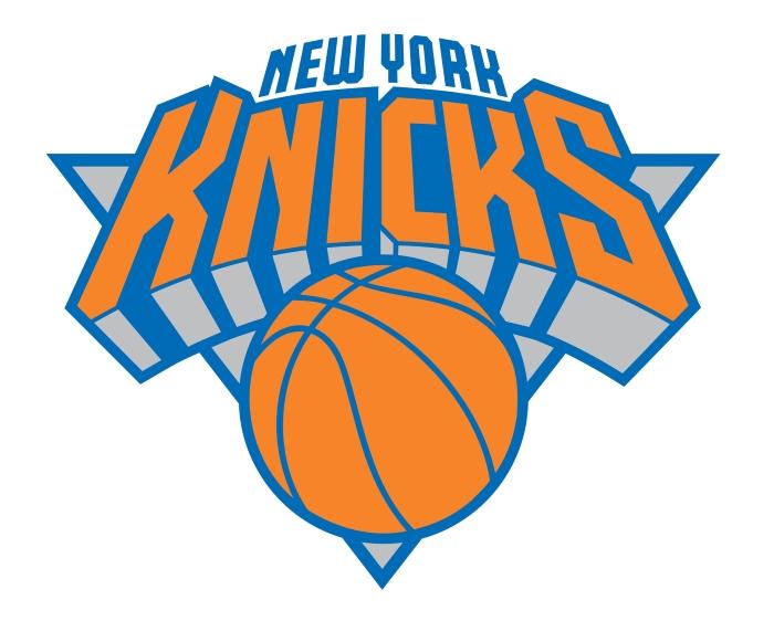 New York Knicks logo, logotype, emblem
