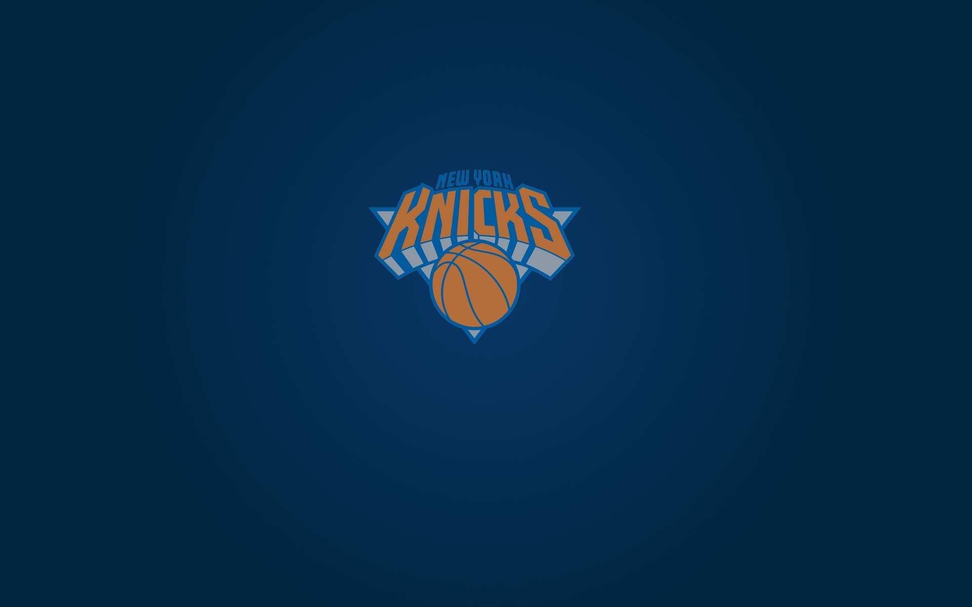 New York Knicks wallpaper, logo, 1920