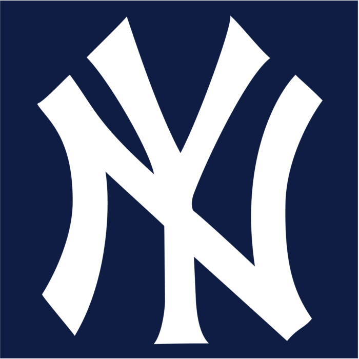 New York Yankees logo, cap, insignia