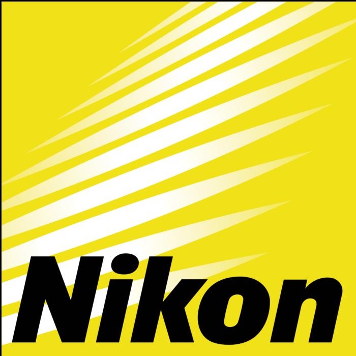 Nikon logo, logotype, emblem