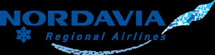 Nordavia logo, logotype, symbol