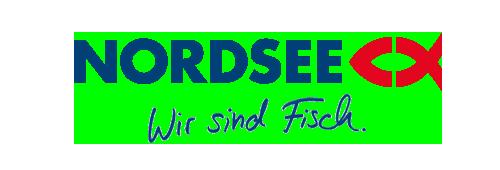 Nordsee logo and slogan