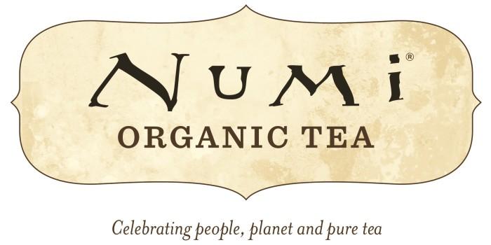 Numi Tea logo, symbol