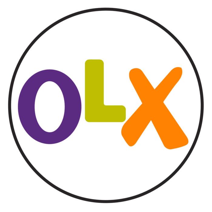 OLX logo, logotype, emblem