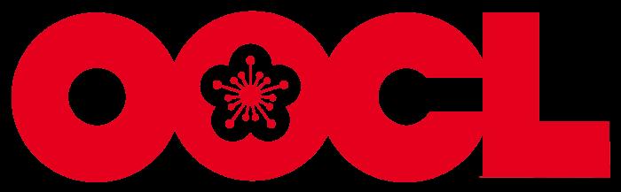 OOCL logo, logotype, emblem