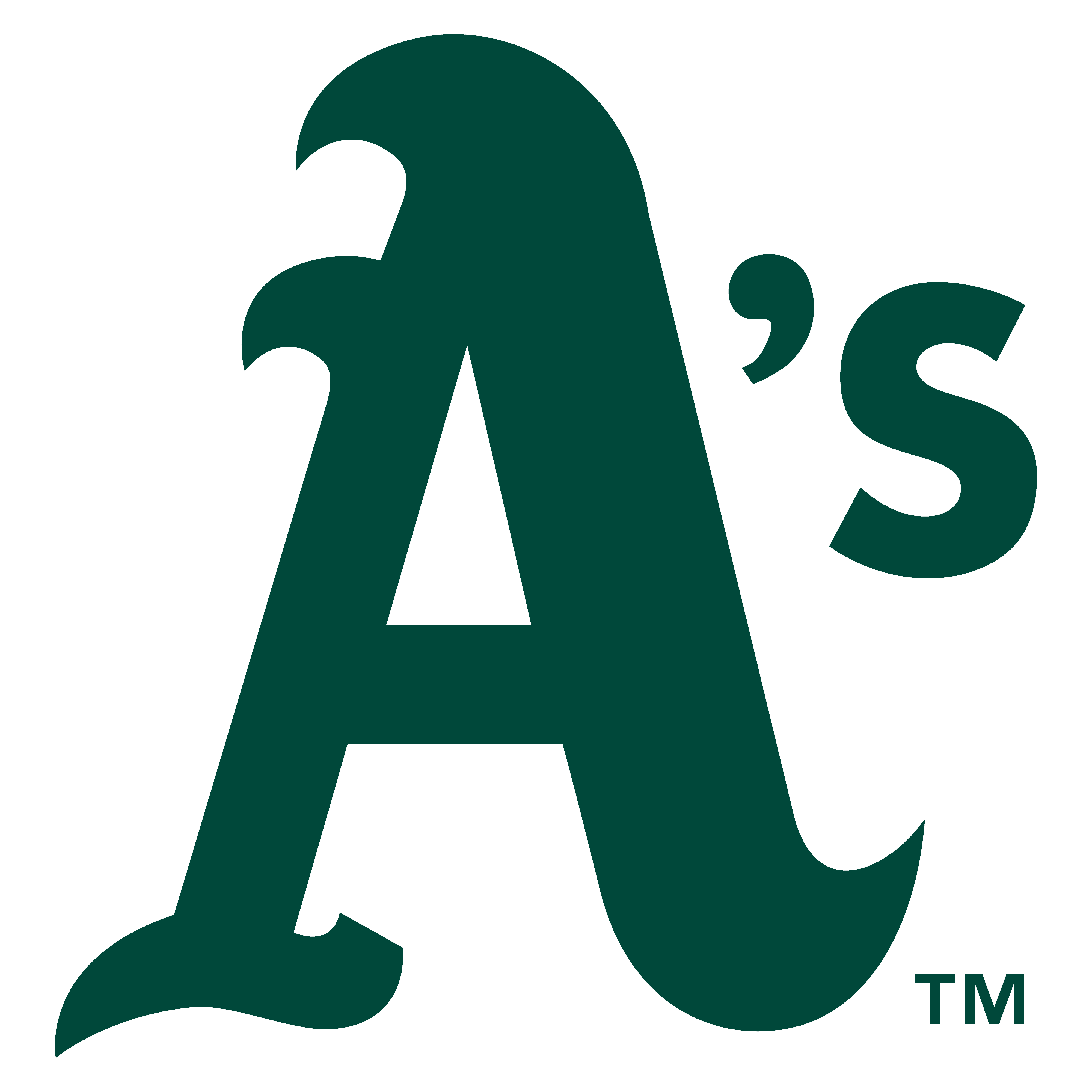Oakland Athletics Logos Download