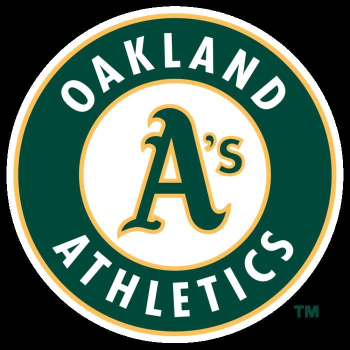 Oakland Athletics logo, logotype