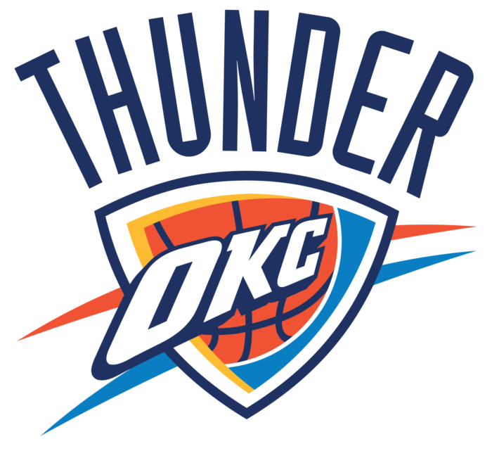 Oklahoma City Thunder logo, logotype