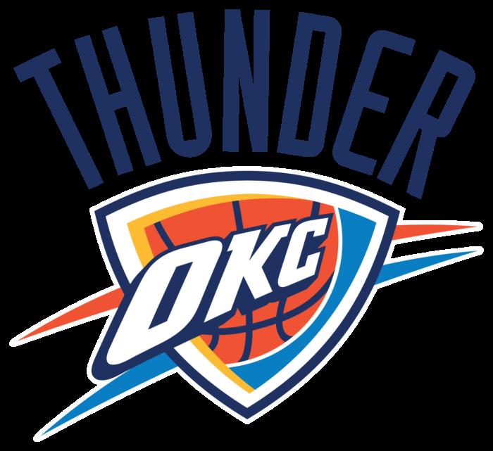 Oklahoma City Thunder logo, logotype