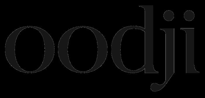 Oodji logo, wordmark