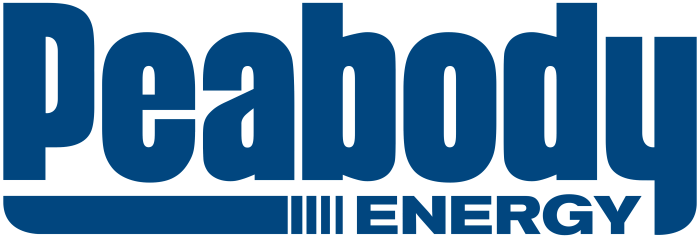 Peabody Energy logo, logotype