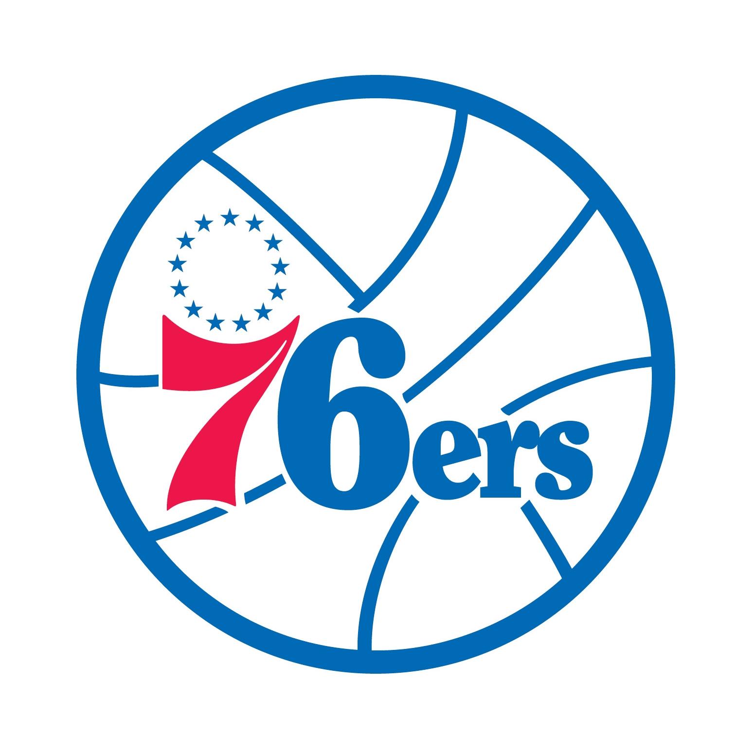 Philadelphia 76ers Logos Download