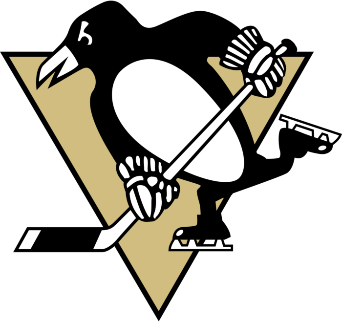 Pittsburgh Penguins logotype, emblem, logo 2
