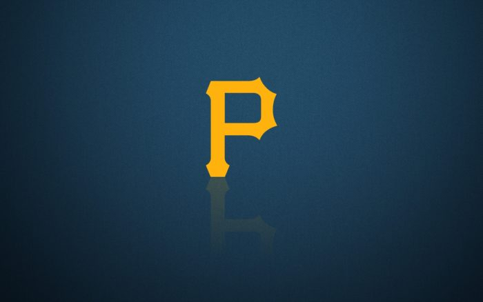 Pittsburgh Pirates wallpaper, logo, 1920x1200