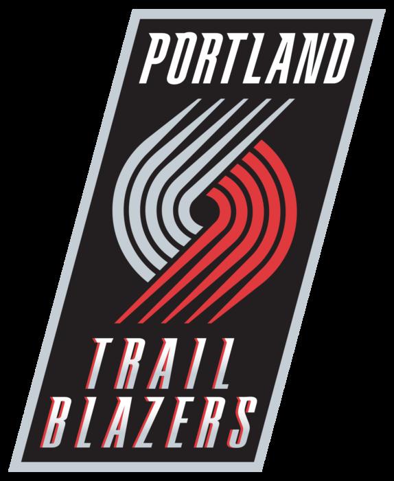Portland Trail Blazers logo, logotype