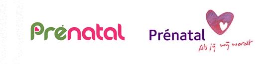 Prenatal logos, symbols, from website