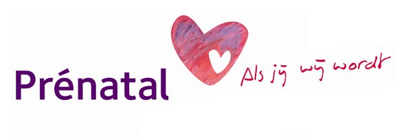 Prenatal logotype, heart