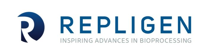 Repligen logo, logotype