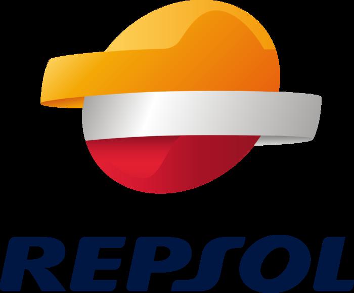 Repsol logo, emblem